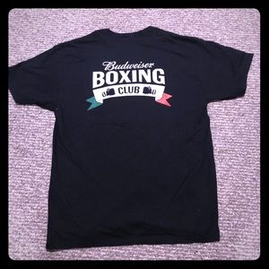 Other - Budweiser boxing t shirt (brand new)